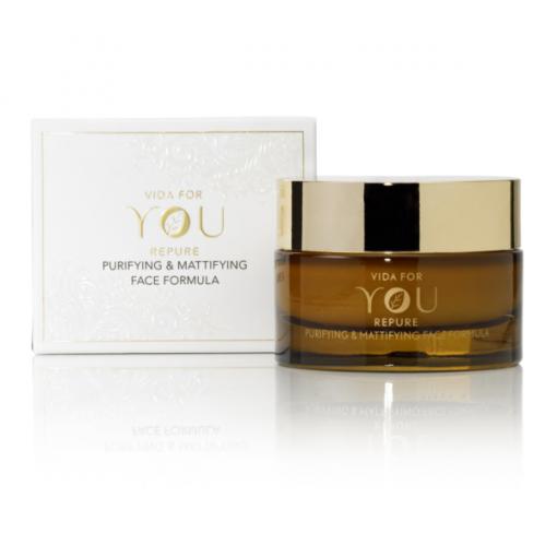 REPURE Oily Skin Face Cream