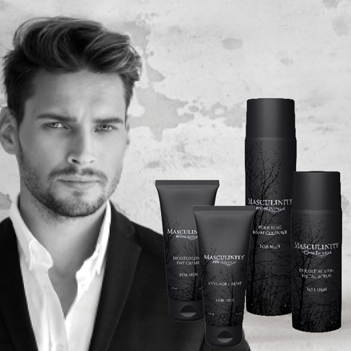 Masculinity Skincare Offer